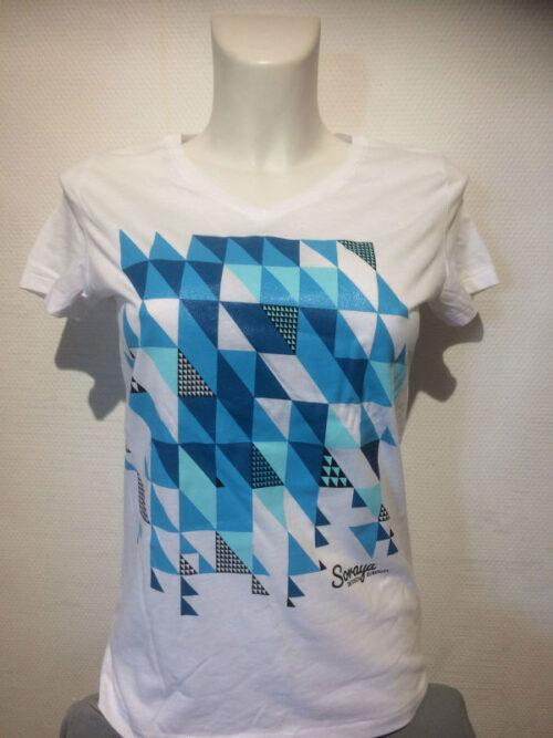 Soraya T-Shirt wit
