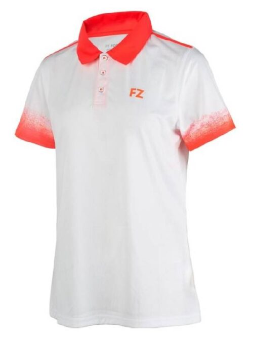 FORZA POLO DUDLEY WHITE/ORANGE