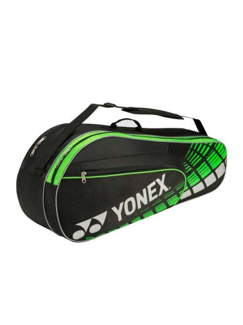 YONEX PERFORMANCE BAG 4626EX BLACKLIME