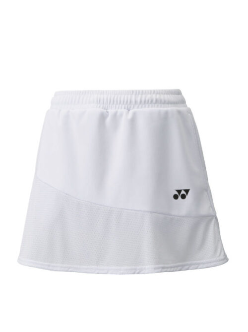 YONEX SKIRT 26020 WHITE