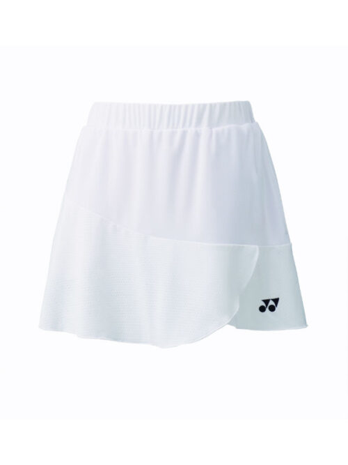 YONEX SKIRT 26027EX WHITE