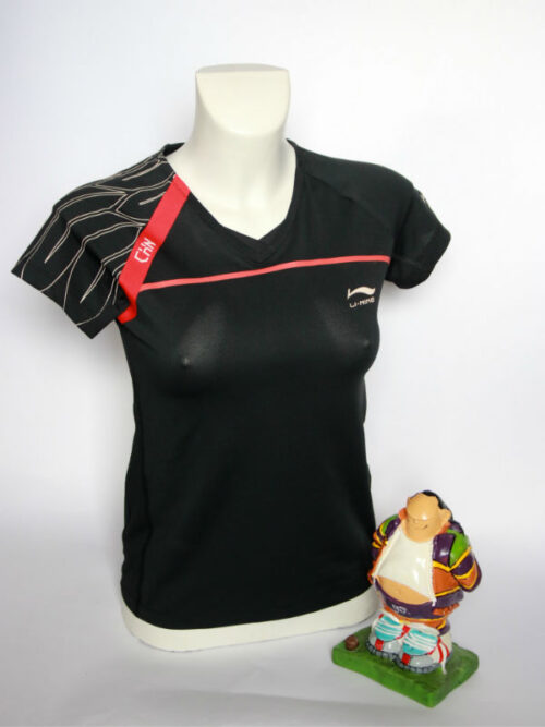 Li Ning Shirt Black