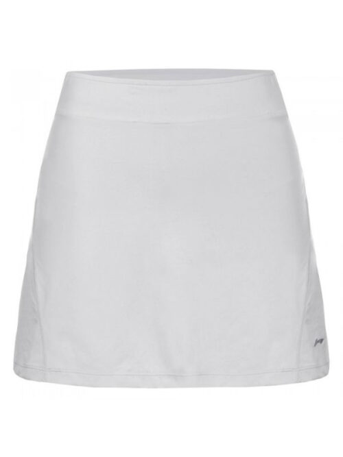 li-ning skirt white