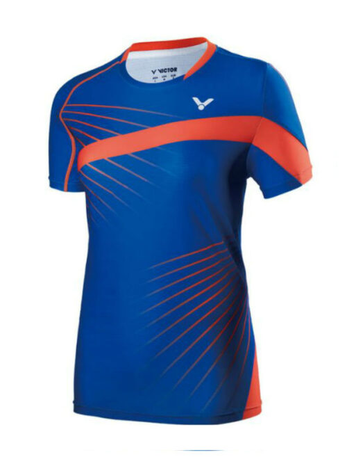 victor shirt royal blue