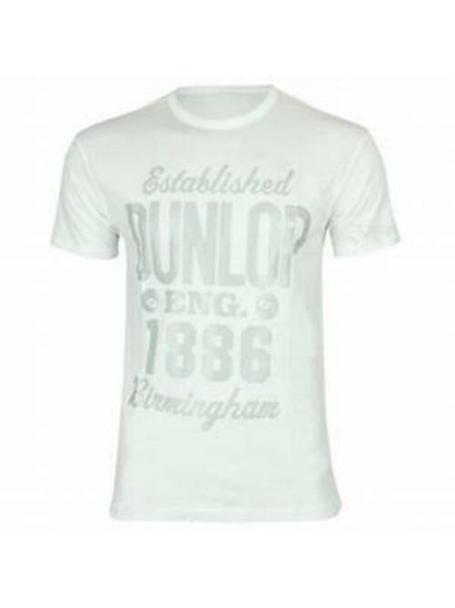 DUNLOP BASIC SHIRT MEN