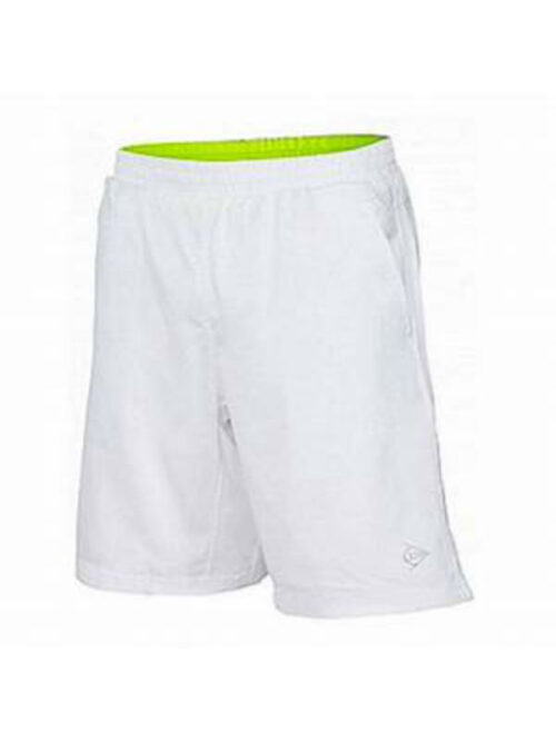 DUNLOP CLUB BOYS SHORT WHITE