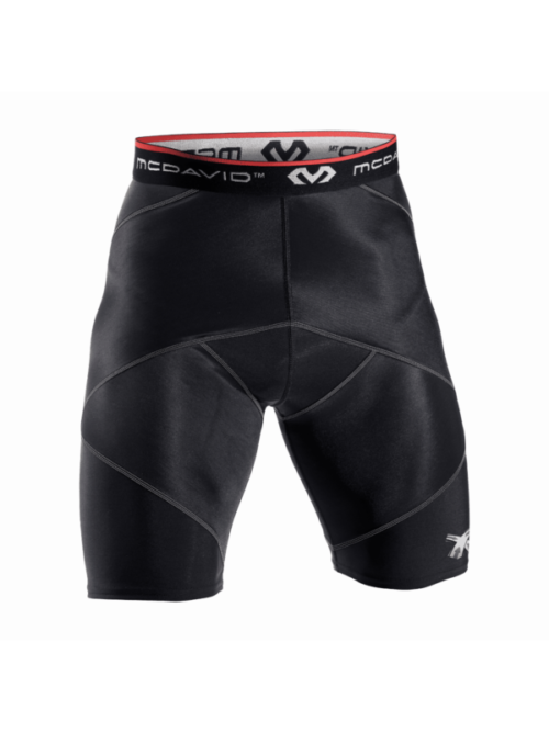 McDavid Cross Compression Short met Heup Spica [8200]