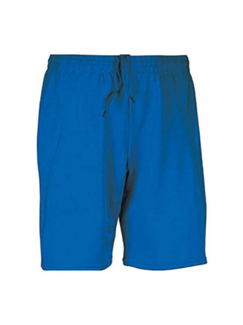 Pro Act Short Blauw