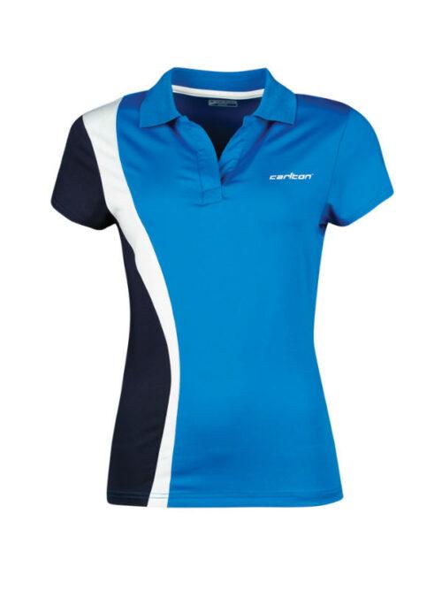 Carlton Polo Blauw Dames