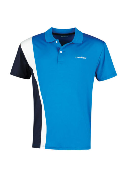 Carlton Polo Blauw Heren