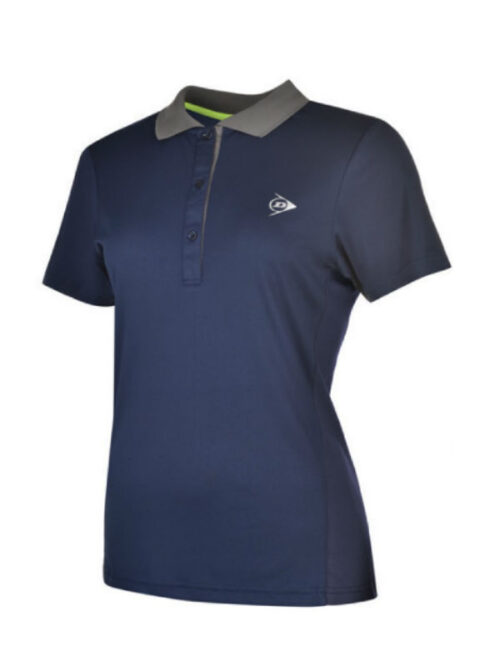 Dunlop Club polo navy