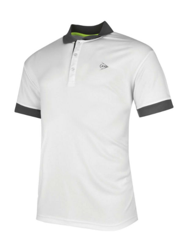 Dunlop Polo Wit