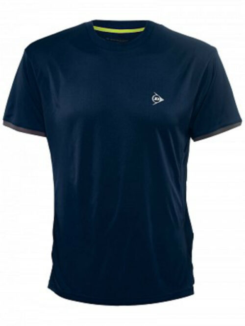Dunlop Shirt navy heren