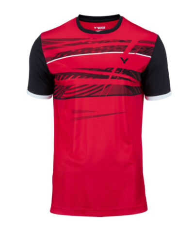 Victor T-shirt Unisex red 6069