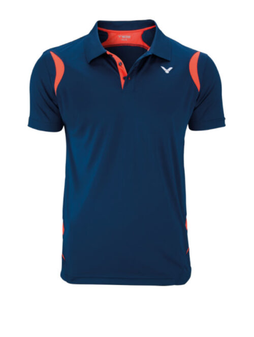 Victor polo unisex coral 6938