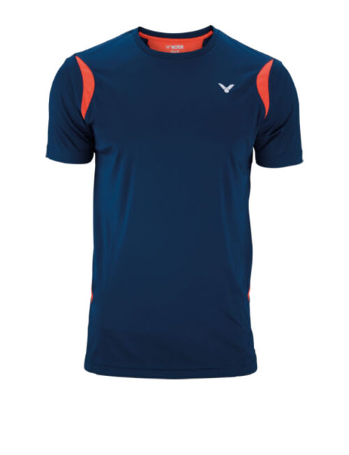 Victor shirt unisex coral 6918