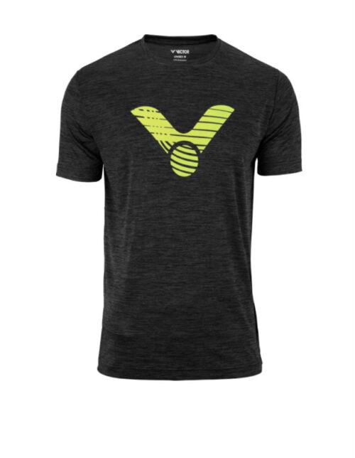 Victor t-shirt black 6529