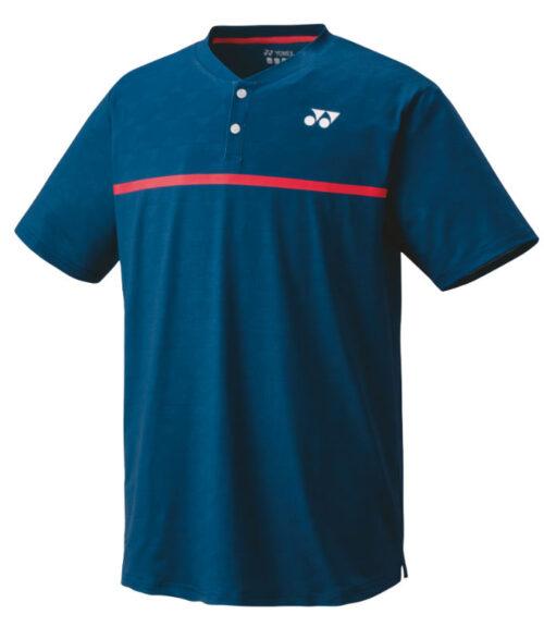 Yonex crew shirt indigo blauw