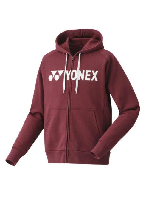 Yonex hoodie rood
