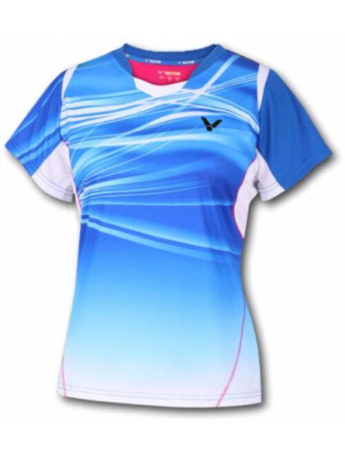 VICTOR SHIRT BLUE 6255