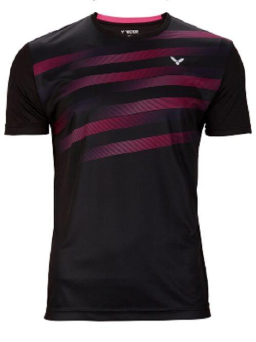 Victor t-shirt black