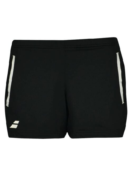 BABOLAT CORE SHORT WOMEN BLACK