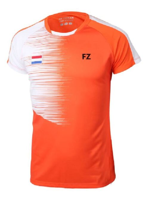 FORZA T-SHIRT BLIND ORANGE LADY