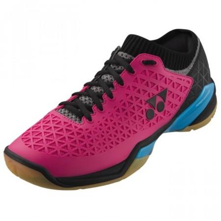 indoorschoen in kleur pink/blue