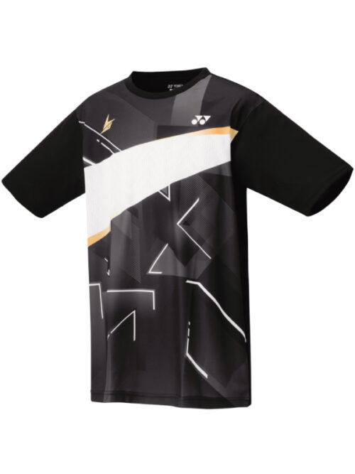 YONEX T-SHIRT 16440EX LIN DAN BLACK
